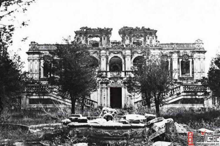 资讯生活【图】圆明园被毁前照片-英国公布1860年圆明园照片 处处犹如仙境引世界轰动(组图)